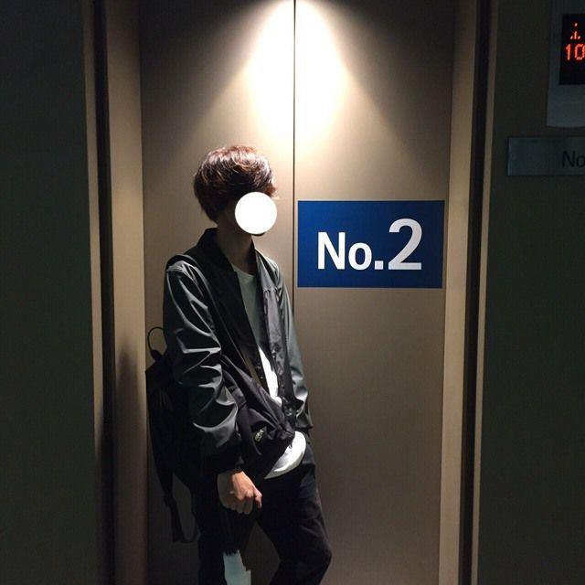 イケメンの友人のプロフィール写真