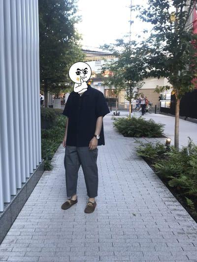 非モテのプロフィール写真