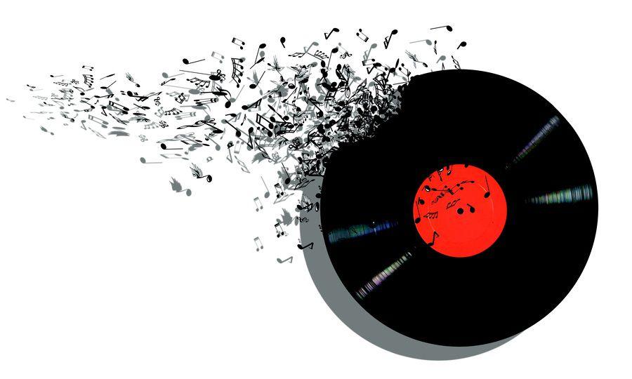 むかしの記憶をよみがえらせる音楽の画像