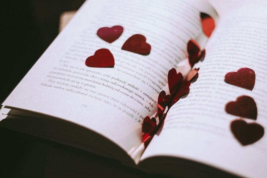恋愛心理学が載っている本の画像