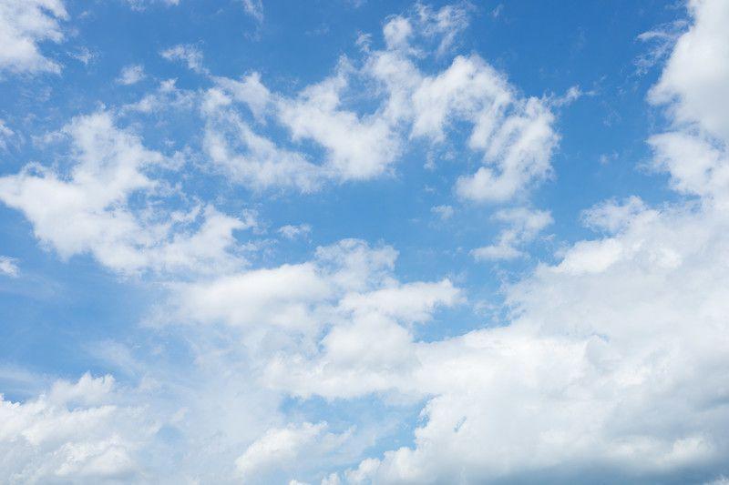 素敵な空の写真