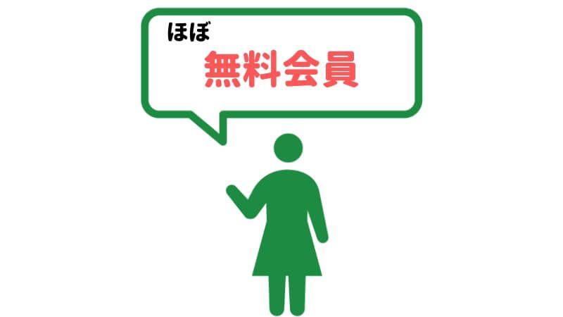 タップルに登録している女性はほぼ無料会員で、いいかも数を見れないというイメージ